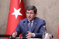 Davutoğlu'ndan her satırı olay mülteci açıklaması
