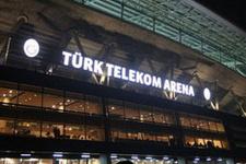 TT Arena'da şok kavga