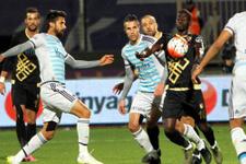 Fenerbahçe ile Osmanlıspor 15. randevuda