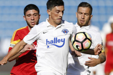 Kasımpaşa - Kayserispor maçının golleri ve özeti
