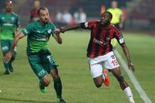 Gaziantepspor Bursaspor maçının golleri ve özeti
