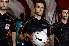 UEFA'dan Kalkavan ve Ulusoy'a görev!