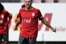 Lukas Podolski'nin tek derdi Fenerbahçe!