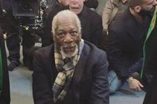 Freeman Aşure Günü eylemine katıldı