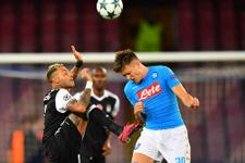 Napoli Beşiktaş maçının geniş özeti ve golleri