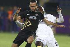 Osmanlıspor Fenerbahçe maçının geniş özeti