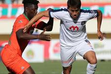 Alanyaspor Başakşehir maçının golleri ve özeti