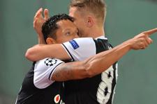 Beşiktaş seriyi 11 maça çıkardı