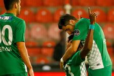 Akhisar Belediye- Adanaspor maçının özeti ve golü