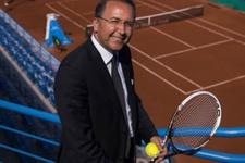 Cengiz Durmuş yeniden tenisin patronu