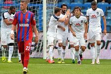 Medipol Başakşehir Karabükspor'u yendi