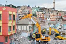 İstanbul'da her gün 50 konut yıkılıyor!