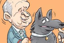 Gırgır'ın MHP kapağı olay! Ülkücüler için kurt çizip...