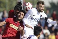 Çorum Belediyespor- Trabzonspor maçının fotoğrafları