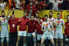 Galatasaray 5 sette güldü