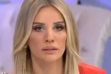 Esra Erol canlı yayında gözyaşlarına boğuldu