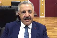 Ahmet Arslan dev projenin detaylarını internethaber'e anlattı!
