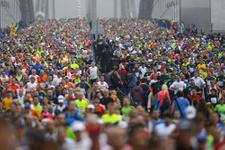 Vodafone 38. İstanbul Maratonu'nda start noktaları