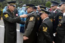Anıtkabir'de yoğun güvenlik önlemi askerler didik didik arandı!