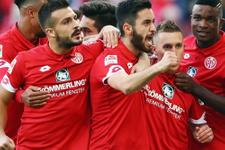 Mainz'i Türk yıldızları taşıdı