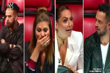 O Ses Türkiye jürisi erkek yarışmacıyı kadın sandı