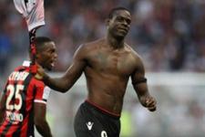 Balotelli jeneriklik gol atıp oyundan atıldı!