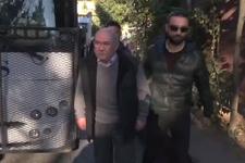 Cumhuriyet gazetesi yazarı Aydın Engin sağlık kontrolünden geçirildi
