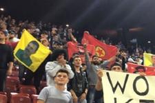 PKK propagandasına göz yuman UEFA'dan skandal karar