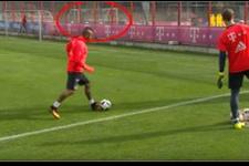 Arturo Vidal attığı golle fizik kurallarını altüst etti
