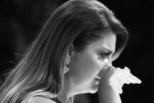 Duygu dolu anlar: Sibel Can gözyaşlarını tutamadı!