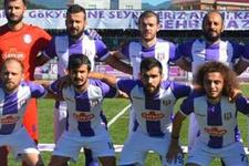 Artvin Hopaspor'dan Galatasaray'a mor göndermesi