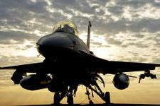 İsrail ordusuna ait F-16 düştü