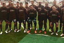 St Paulili Türk futbolculardan Deniz Naki tepkisi