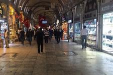 Turizm krizi Kapalıçarşı'yı vurdu! 600 dükkan kapandı!