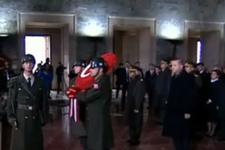Atatürk 10 Kasım'da Anıtkabir'de anıldı