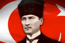 Bugün 10 Kasım... Atatürk'ü saygı ve özlemle anıyoruz