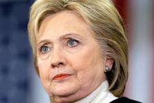Hillary Clinton yenilgi sonrası ilk kez görüntülendi!