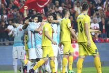 Türkiye Kosova maçı sonucu ve özeti