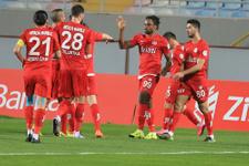 Antalyaspor Aytemiz Alanyaspor'la berabere kaldı