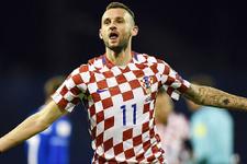 Hırvatistan'ı Brozovic taşıdı