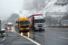 Kar yağışı bastırdı hava durumu bu illerde çok kötü