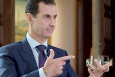 Esad Trump hakkında ilk kez konuşu