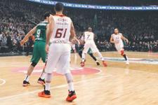 Galatasaray Odeabank Avrupa'da tutunamadı