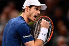 Rekor kırıldı Andy Murray kazandı