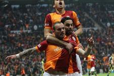 Galatasaray'da derbinin galibiyet primi belli oldu