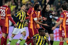 Cüneyt Çakır'ın Fenerbahçe Galatasaray karnesi