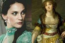 Prenses Farya kimdir hayatı - Muhteşem Yüzyıl Kösem