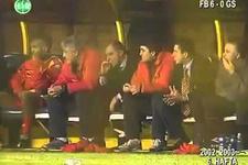 Fatih Terim'in 6-0'lık maçta böyle puro içmişti!