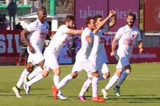 Ümraniye Sivas'a gol yağdırdı