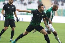 Bursaspor Akhisar Belediyespor maçının sonucu